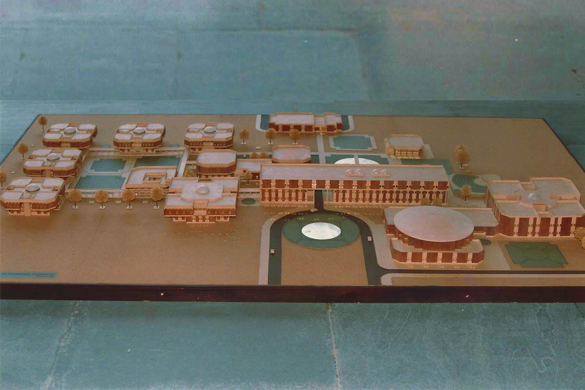 Medical College Architect