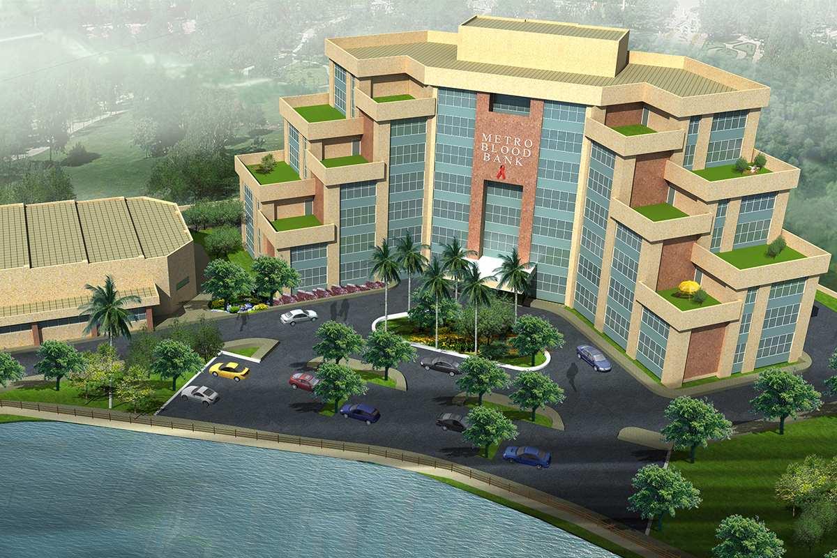 Blood bank Architect Delhi India