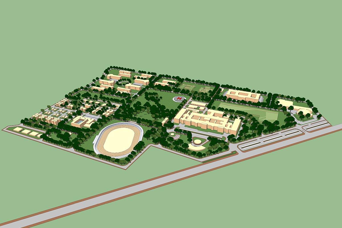 Medical College Architect Delhi