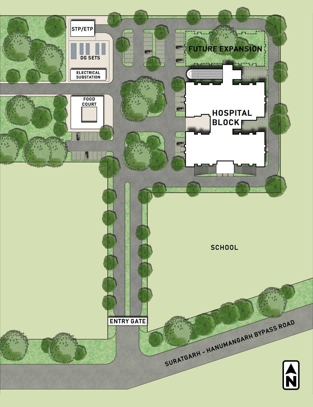 Healthcare Architect India