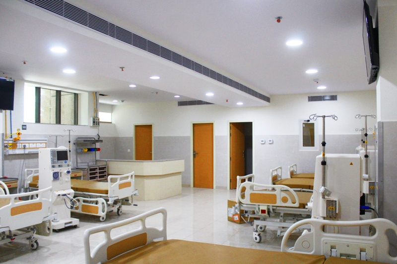 Hospital Architect Delhi